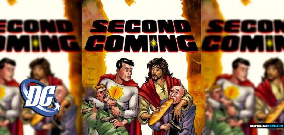 dc-comics-bungling-powerless-jesus-cartoon-second-coming-blasphemy