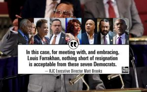 liberal-democrats-anti-semitism-problem-growing-louis-farrakhan