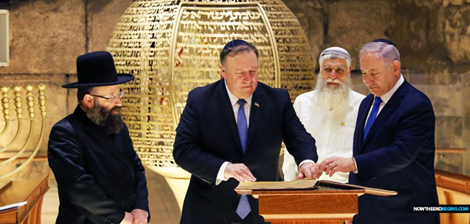 secretary-state-mike-pompeo-teases-video-showing-jewish-third-temple-president-trump-recognizes-golan-heights-end-times-bible-prophecy-israel
