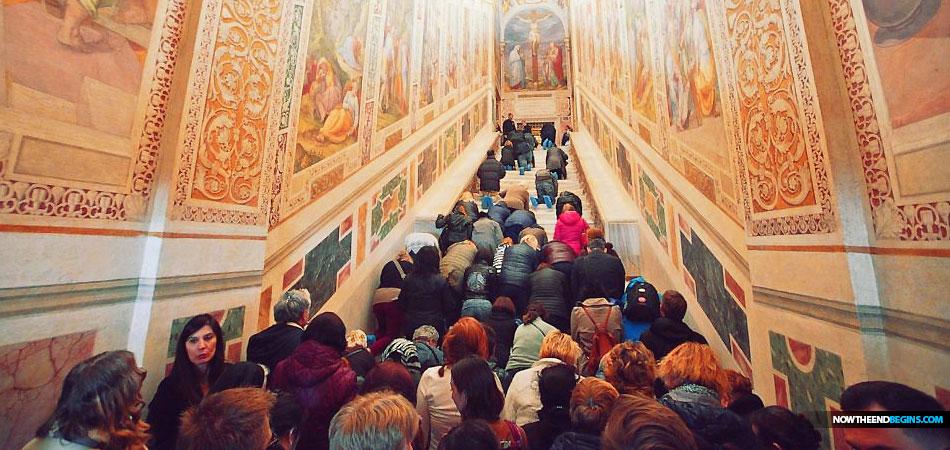 holy-stairs-vatican-rome-catholic-church-scala-sancta-idol-worship-rome-knees