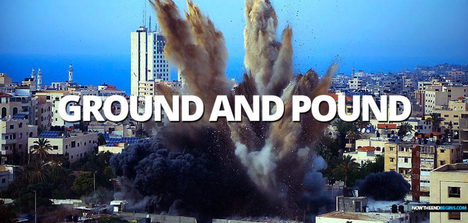 benjamin-netanyahu-says-hamas-will-pay-heavy-price-ground-invasion-gaza-strip-israel-idf-war-may-2019