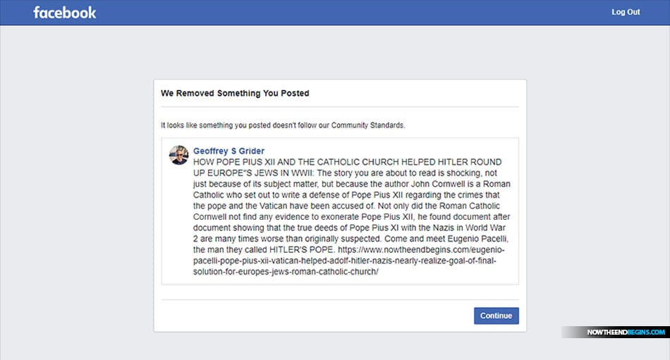 facebook-censorship-community-standards