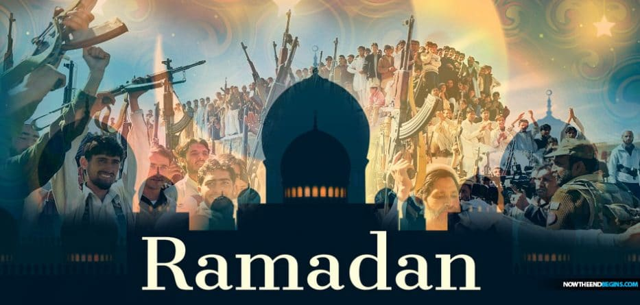 In 2019, Ramadan, a time when Islamic extremists believe Allah doubly rewards martyrdom and jihad, began at sunset on May 5 and is expected to last through sundown on June 4.
