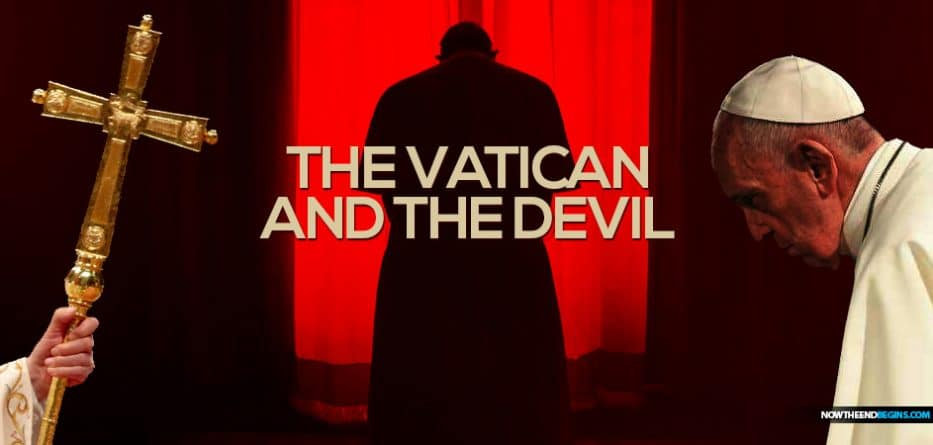 For the first timein 14 years, the Roman Catholic Church has opened up its annual exorcism class in Rome to all major Christian faiths in a bid to stem the rising tide of demonic forces around the world.