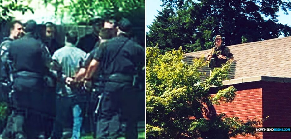 Pastor Jailed During 'Drag Queen Story Hour,' SWAT Team Snipers Positioned Atop Library Roof