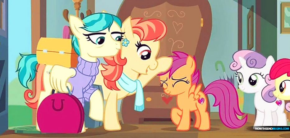 'My Little Pony' introduces 'LGBTQ+ couple' in children's cartoon