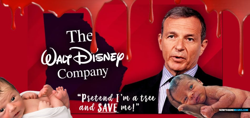 Walt Disney Threatens to Stop Filming in Georgia if New Abortion Ban Goes Into Effect