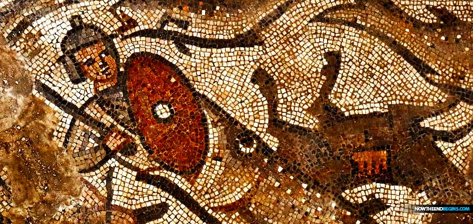 Mind-blowing 1,600-year-old biblical mosaics in Huqoq paint new picture of Galilean life
