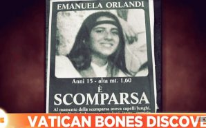 The remains of Emanuela Orlandi, who went missing in Rome in 1983, may have just collected from the depths of the Vatican this Saturday, ABC News reported.