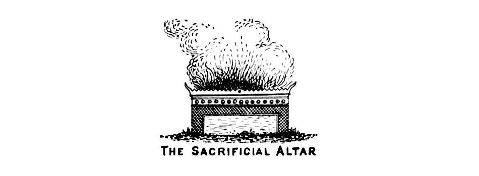 Larkin Charts The Sacrificial Altar
