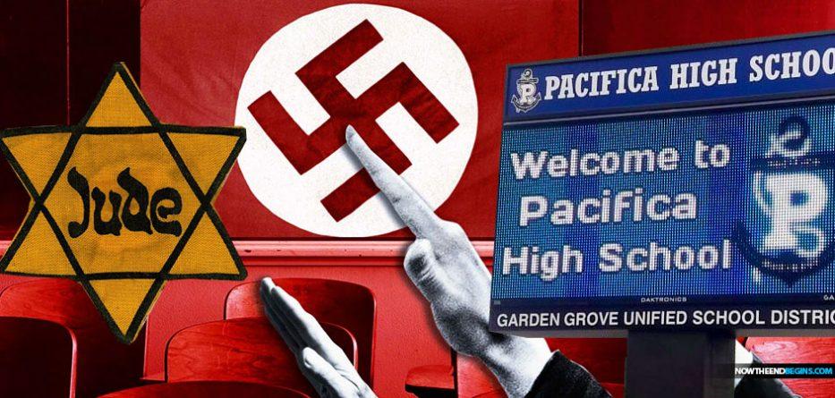 California High-School Students Sang Nazi Song and Gave Hitler Salute