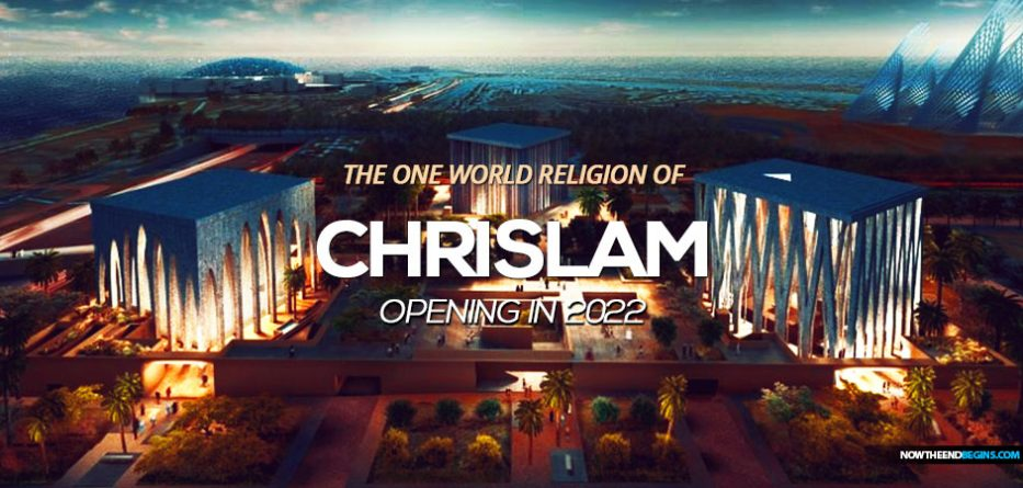 UAE to open synagogue, part of Chrislam interfaith compound, in 2022