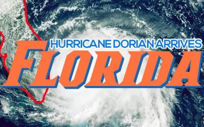 Hurricane Dorian reaches Florida
