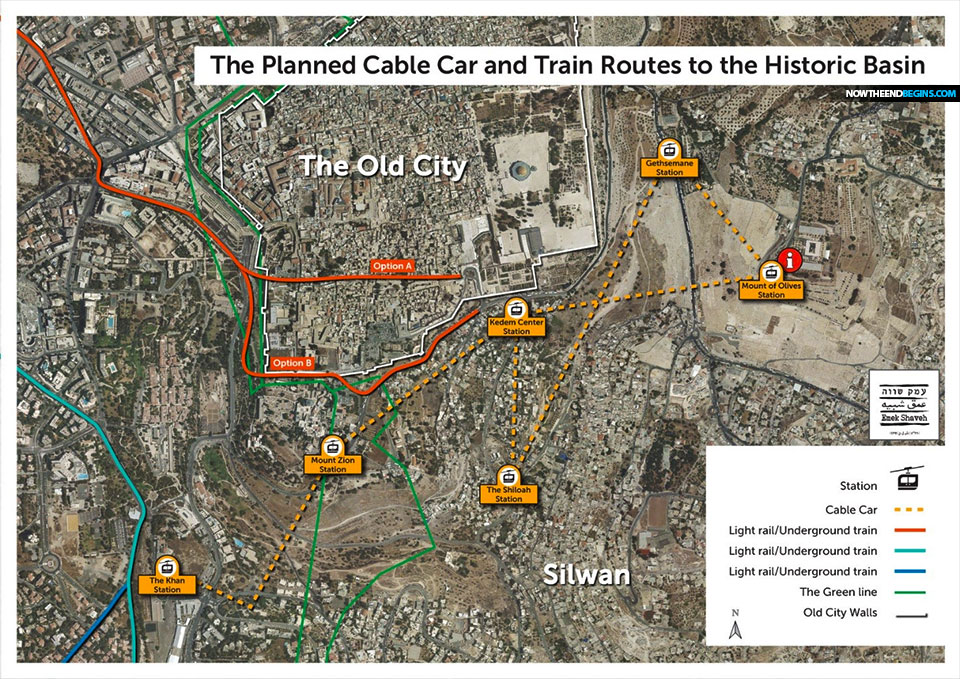 On Monday, October 29, 2018, the National Infrastructure Committee (NIC) approved the submission of the cable car plan for the Old City. This project will have transportation, economic, cultural, and political implications for the Old City and the Historic Basin. The cable car will have detrimental effects on the residents, on preservation values, and on Jerusalem's multicultural character.