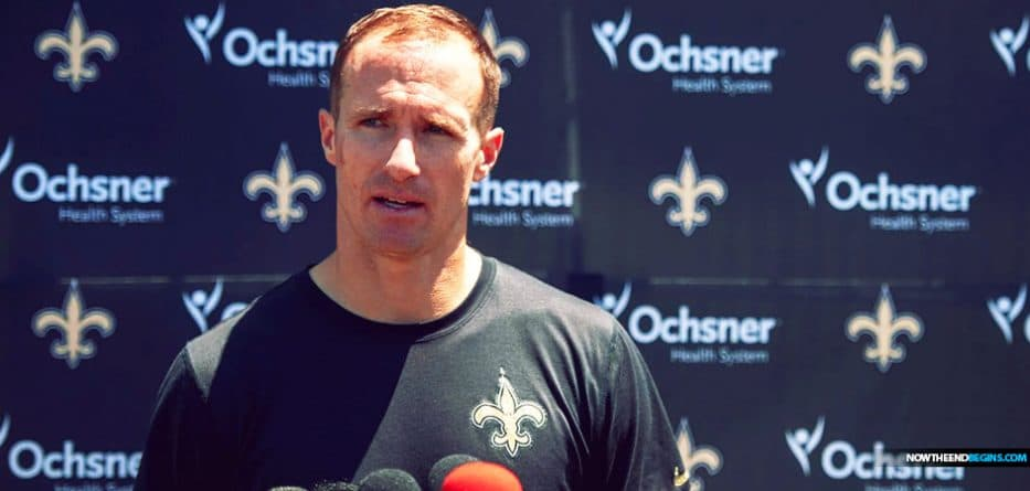 Saints QB Drew Brees defends himself after appearing in video produced by anti-LGBTQ group