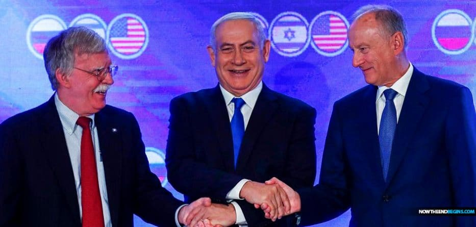 WILL THERE BE A US-RUSSIA-ISRAEL SUMMIT IN JERUSALEM BEFORE ELECTIONS?