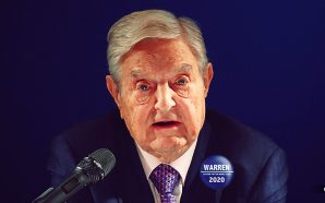 "In an interview, George Soros explained why he thinks the tide is turning back to ""globalists"" like him and what might happen in the 2020 election."