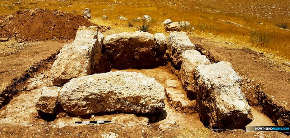 IDF soldiers recently uncovered a watchtower from the First Temple period during an archaeological dig on their base in southern Israel.