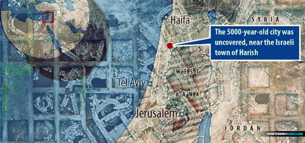 Uncovered in northern Israel, Ein Esur, largest Early Bronze Age settlement ever excavated here, set to 'change forever what we know about emergence of urbanization in entire area'