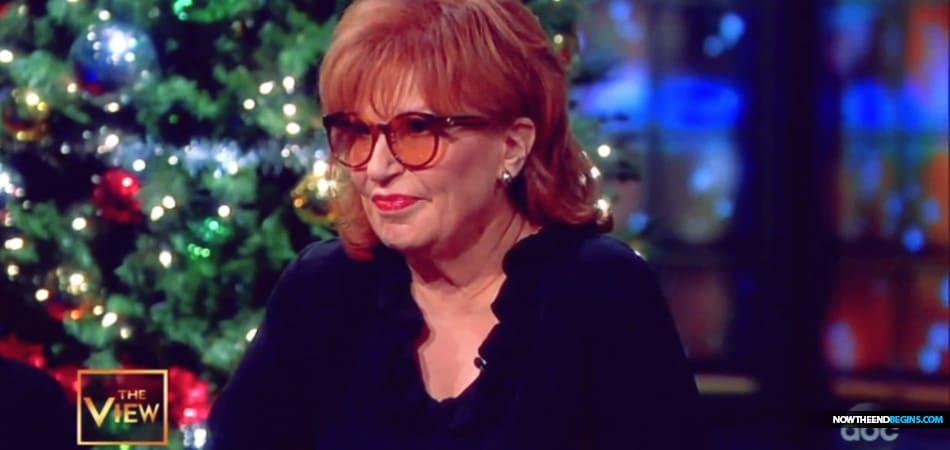 Joy Behar, Comedian Make Christmas Song an Impeachment Anthem