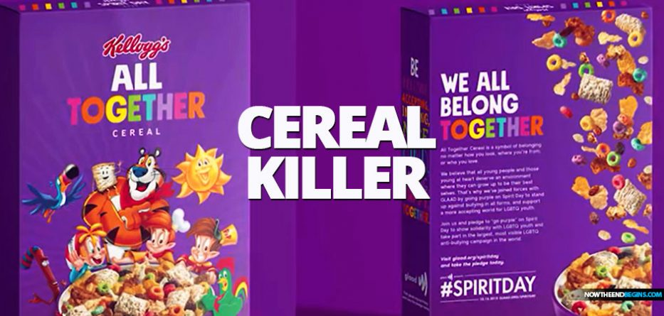 Kellogg's Teams with GLAAD for 'Anti-Bullying' Campaign with 'All Together' Cereal