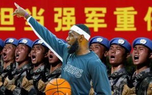 "Basketball superstar LeBron James was accused of turning a blind eye to Chinese repression on Tuesday after he criticized a Houston Rockets executive for angering China with a ""misinformed"" tweet supporting protesters in Hong Kong."