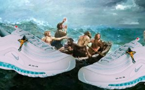 $3,000 'Jesus shoes' let wearers walk on water, sell out in minutes New York design firm MSCHF drops modified Nikes loaded with references to the 'good shepherd' as a critique of fashion 'collab culture'