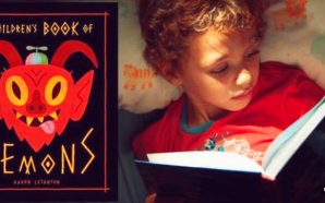 """A Children's Book of Demons"" Teaches Kids How to Summon Dark Spirits"