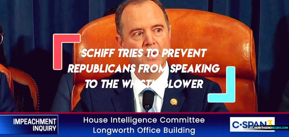 Adam Schiff Impeachment Sham