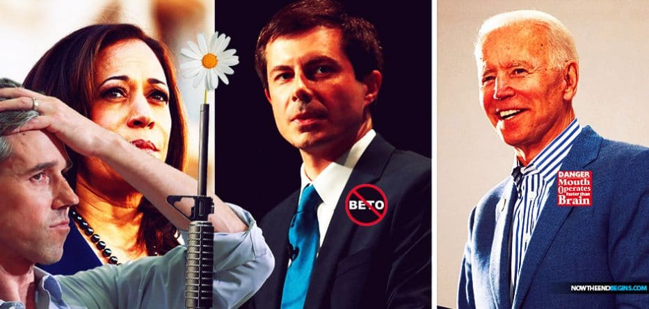 Former Texas congressman Beto O'Rourke drops out of 2020 presidential race