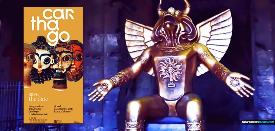 "The statue of Moloch was erected nine days prior to the opening of the Amazon Synod, which was plagued with controversy from the beginning after a ceremony in the Vatican Gardens involving the pagan goddess ""Pachamama"" was held in the presence of Pope Francis and top-ranking prelates."