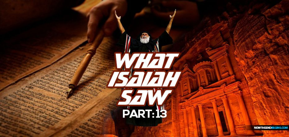NTEB RADIO BIBLE STUDY: PART 13 OF THE PROPHECIES OF ISAIAH AND THE END TIMES