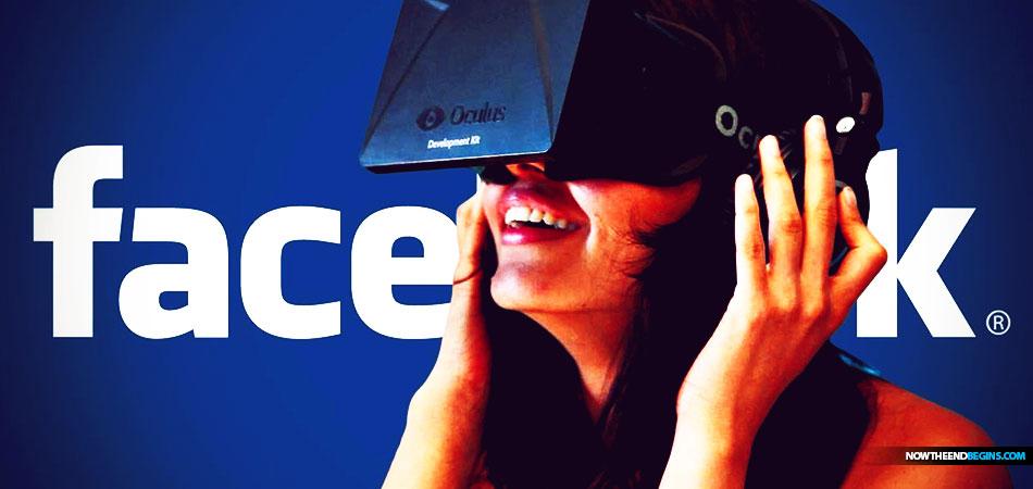 Facebook Oculus AR Smart Glasses