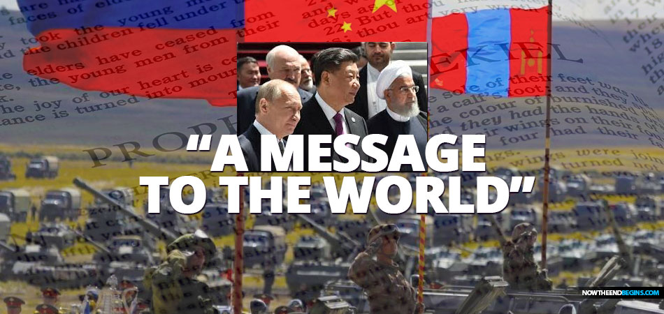 Iran  Russia And China To Hold First