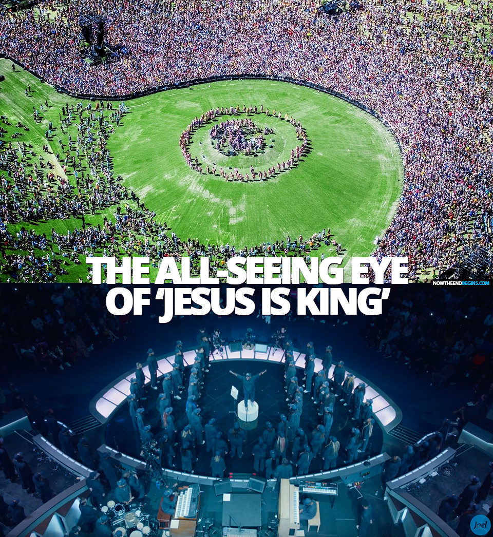 The All-Seeing Eye Of Kanye West and 'Jesus Is King'