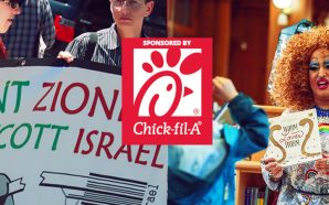 Chick-fil-A Grantee Covenant House Hosted Drag Queen Story Hour