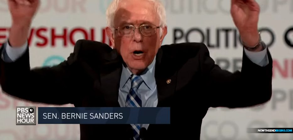December Democratic debate: Bernie Sanders calls Israeli PM Netanyahu 'racist'