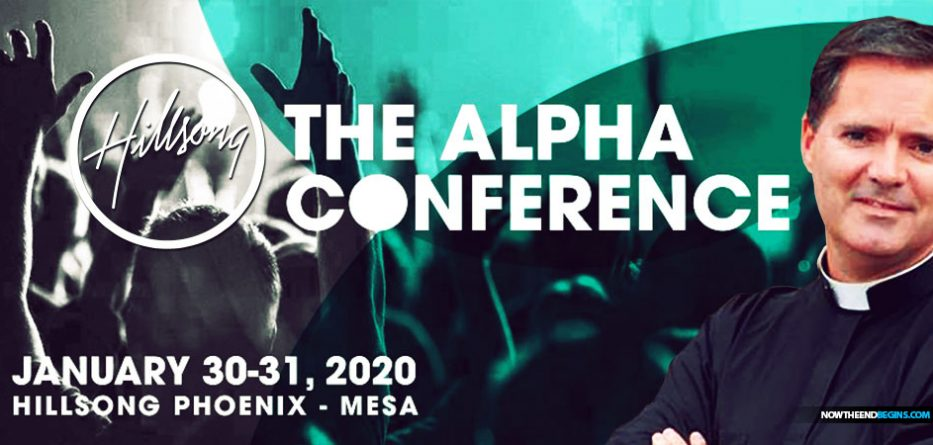 Alpha Conference 2020 At Hillsong Church In Phoenix Will
