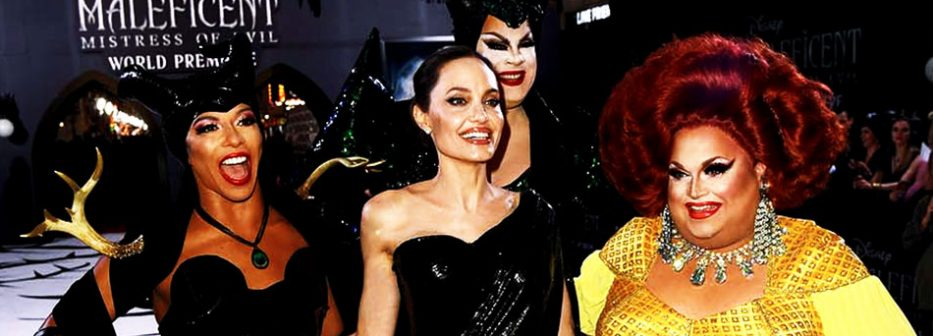 Studios like Disney are the latest entrant to the new drag queen economy, wooing the robust fan base that queens have carved out since RuPaul's Drag Race broke out on Viacom's Logo channel in 2009