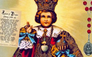 Pray the Holy Infant of Prague nine-day novena, Dec. 16-24