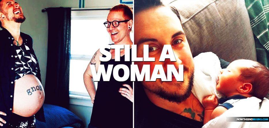 Transgender Man Gives Birth