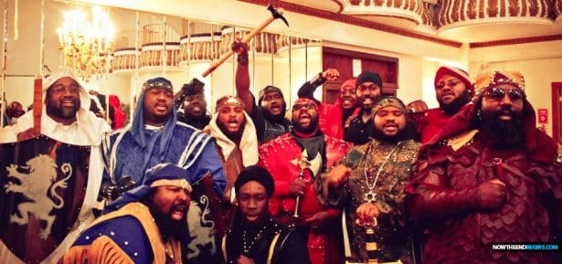 Today there are several noteworthy sects of Black Hebrew Israelites.