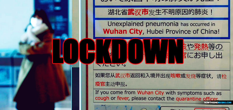 china coronavirus city lockdown