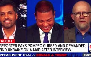 CNN host Don Lemon and guests mock Trump supporters as uneducated and illiterate