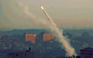 IDF attacks Hamas targets in Gaza in response to rocket fire