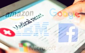 Hospitals Give Tech Giants Access to Detailed Medical Records Microsoft Amazon IBM Google Facebook