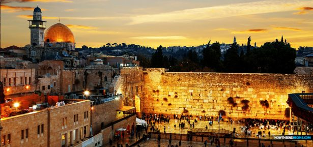 Palestinian Authority Broadcasts Program Telling Its People That The Western Wall Belongs To Muslims And Will Become Capital Of Islamic Caliphate