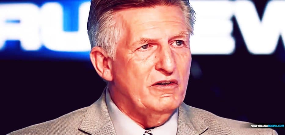 Rick Wiles from TruNews anti-semitic false teacher