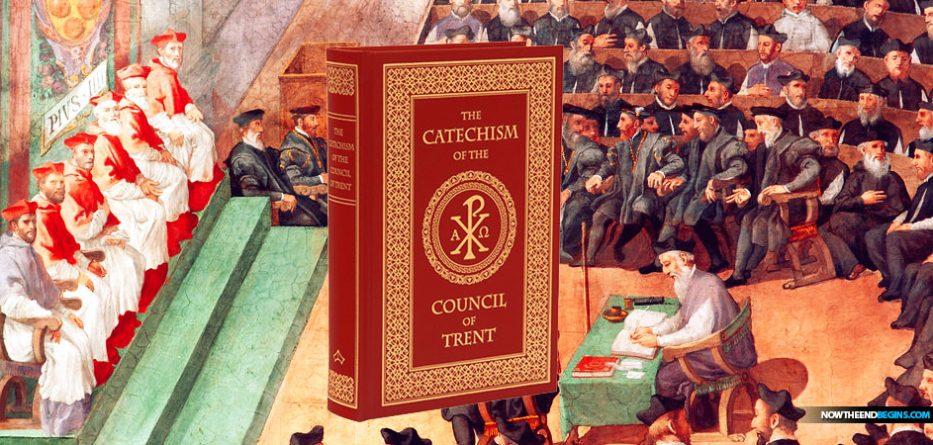 Council of Trent 1545 Roman Catholic Church Vatican