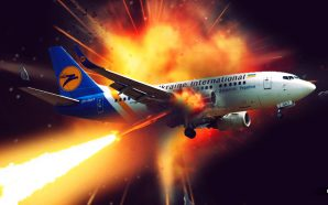 Iran shot down a Ukrainian jetliner